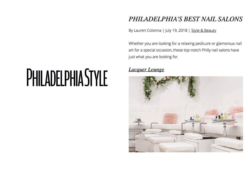 PRESS | Lacquer Lounge